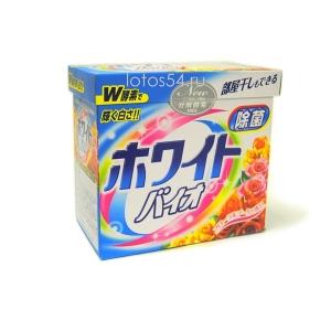 Nihon Detergent White Bio Plus Antibacterial, 800гр