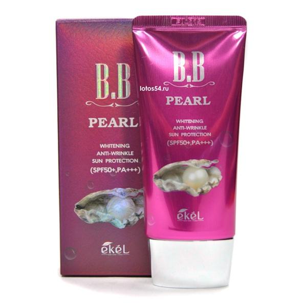 Ekel Pearl BB Cream SPF50/PA+++