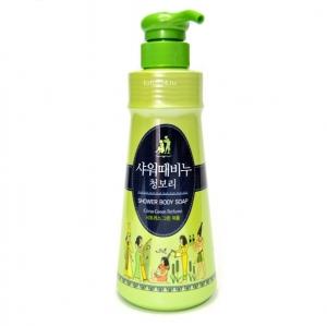 MKH Shower Body Soap Citrus Green Perfume, 500мл