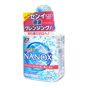 LION Top  Super Nanox, 450г.