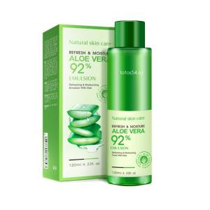 BioAqua Refresh&Moisture Emulsion Aloe Vera 92%, 120мл