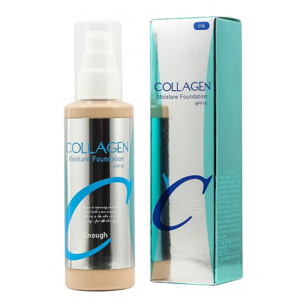 Enough Collagen Moisture Foundation 15++ SPF (23), 100мл