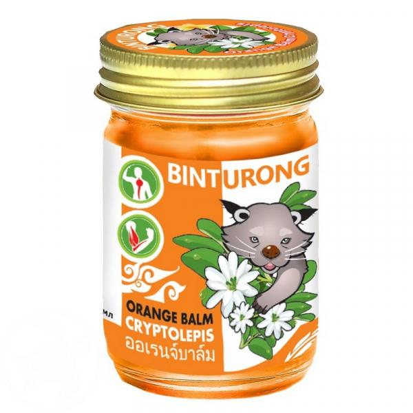 BINTURONG Orange Balm Cryptolepis, 50мл
