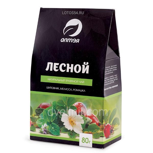 "АЛТЭЯ Травяной чай ""Лесной"", 80гр."