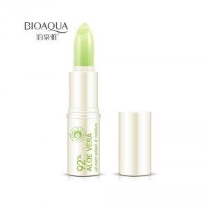 BIOAQUA 92 % Aloe Vera Lip Balm, 4 гр.