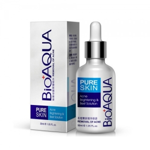 BioAqua Anti-Acne& Brightening Serum, 30 мл.