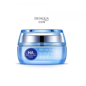 BioAqua Hyaluronic Acid Water Get Cream, 50гр.