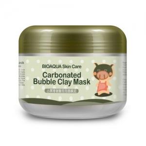 BioAqua Skin Care Carbonated Bubble Clay Mask, 100гр.