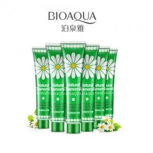 BioAqua Natural Chamomile Hand cream 75гр.