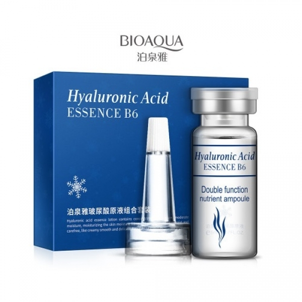 BioAqua Hyaluronic Acid Essence B6, 5мл х 10шт