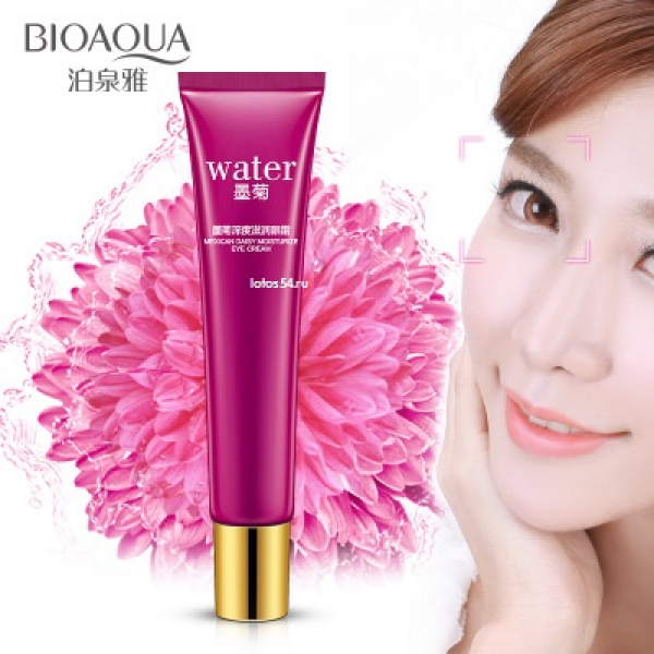 BioAqua Mexican Daisy Water Eye Cream, 20гр