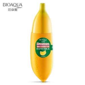 BioAqua Banana Hand Milk, 40 мл.