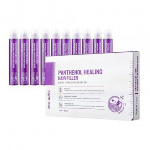 FarmStay Derma Сube Panthenol Healing Hair Filler, 1шт/13мл