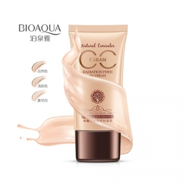 BioAqua Natural Concealer CC Cream, 40гр.