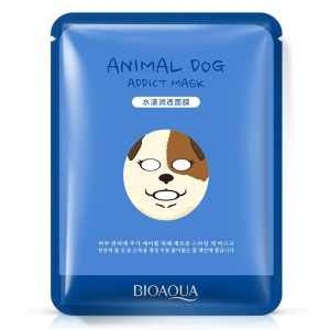 "Bio Aqua Mask ""Animal Face - Dog"" 1шт"
