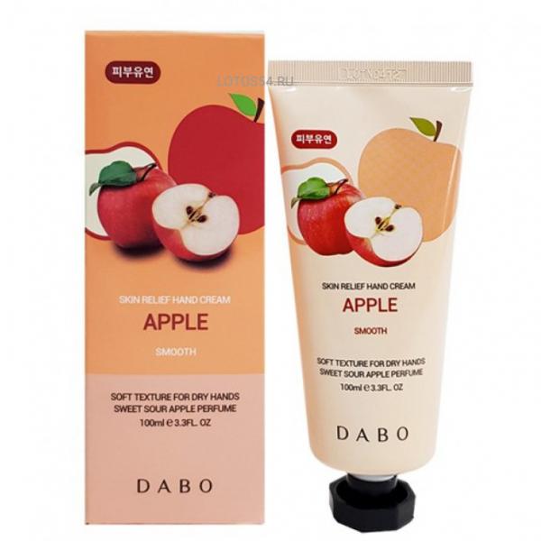 Dabo Skin Relief Hand Cream Apple, 100мл