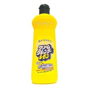 Nihon Detergent Cream Cleanser Lemon, 400гр.