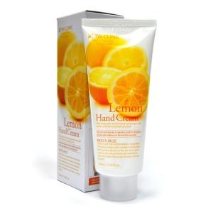 3W CLINIC Lemon Hand Cream, 100 мл.