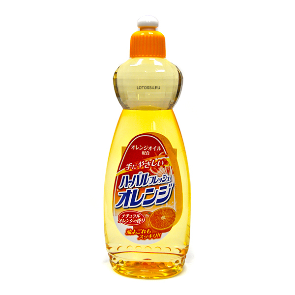 Mitusei Orange Dishwashing detergent, 600 мл.