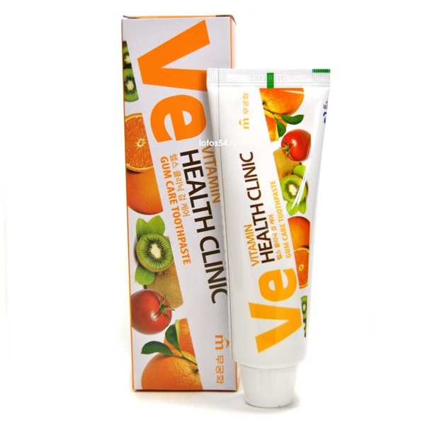 MKH Vitamin E Health Clinic Toothpaste, 100мл
