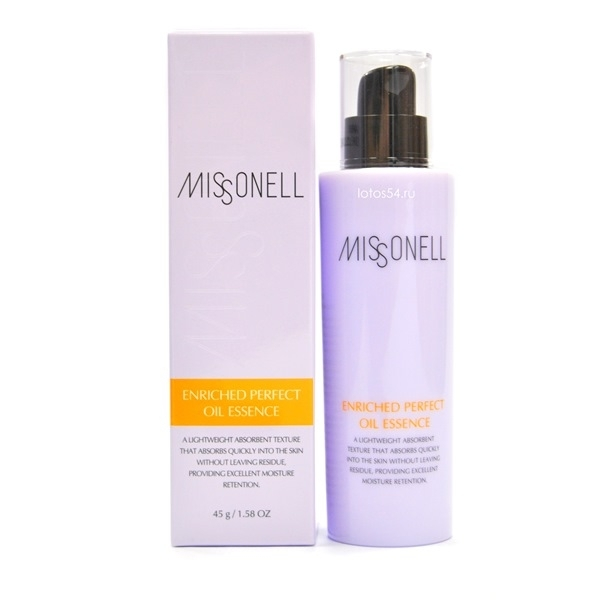 MISSONELL Enriched Perfect Oil Essence, 45гр.