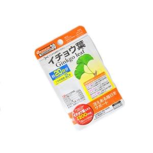 Daiso Ginkgo Leaf,15 дней