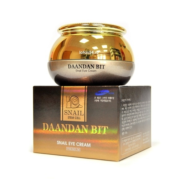 DAANDAN Bit Snail Eye Cream, 50мл