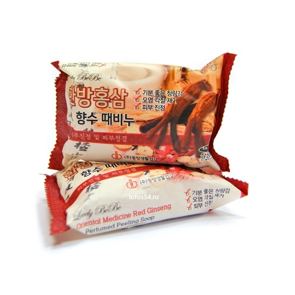 Juno Soap Red Ginseng, 150гр., 150гр.
