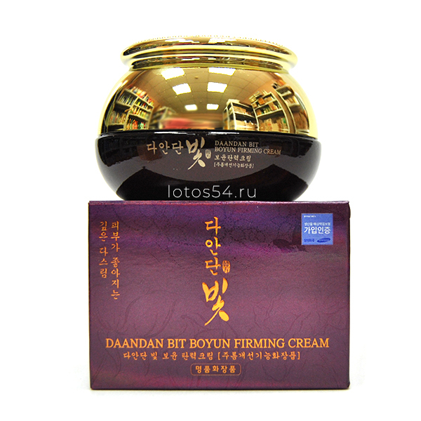 Daandan Bit Stem Cell Cream, 50мл