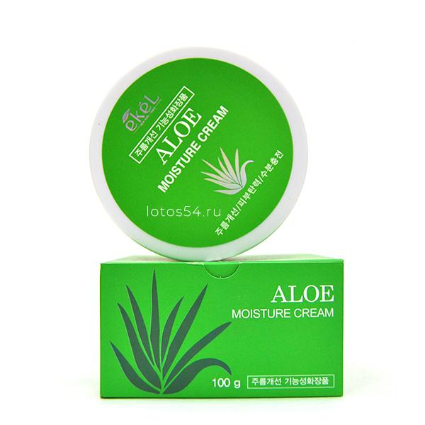 Ekel Moisture Cream Aloe, 100гр