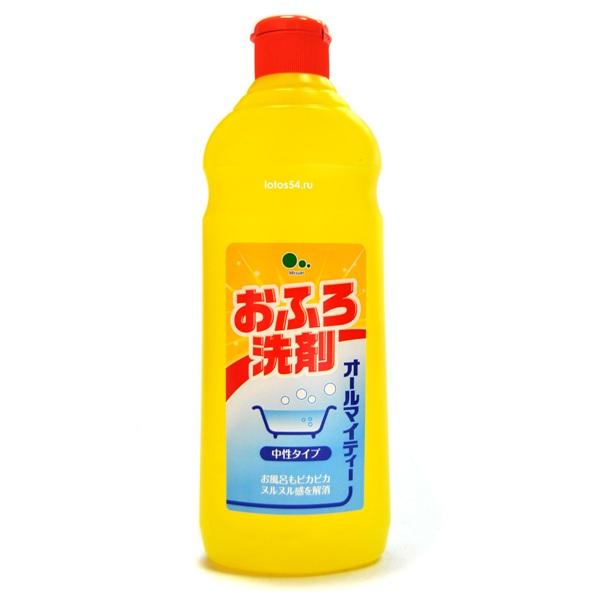 Mitusei Bathroom Cleanser, 500мл
