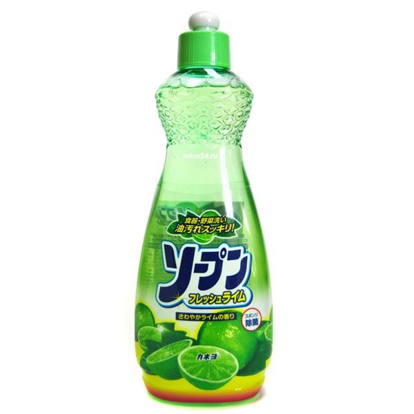 Kaneyo Fresh Lime, 600мл.