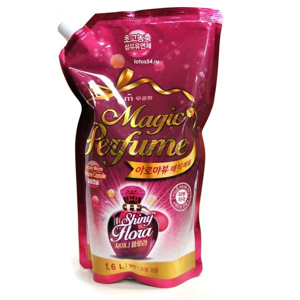 MKH Aroma Viu Magic Perfume Softner Shiny Flora, 1,6л