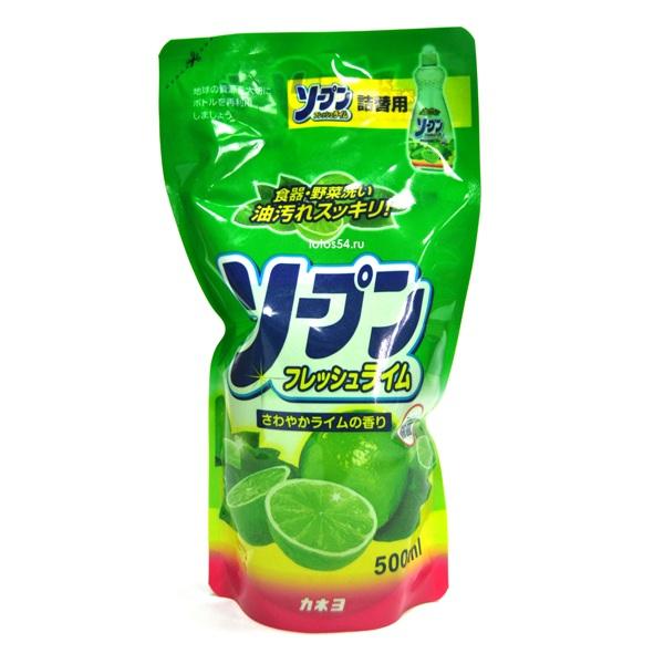 Kaneyo Fresh Lime, 500мл.