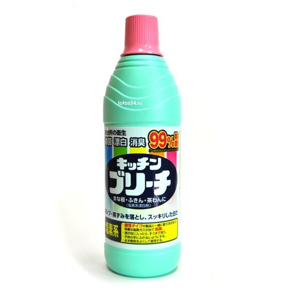 MITUSEI Универсальное моющее и отбеливающее средство для кухни, 600 мл