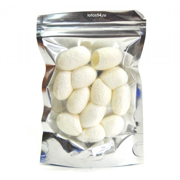 Dong Saang Cocoon Silk Ball, 1 упак. (12 шт.)