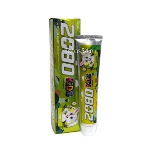KeraSys DC 2080 Kids Apple Tooth paste, 80гр.