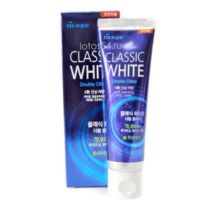 MKH Toothpaste Classic White, 110гр.