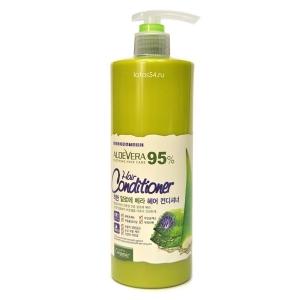 WhiteCospharm Good Natural Aloe Vera Hair Conditioner, 500 мл.