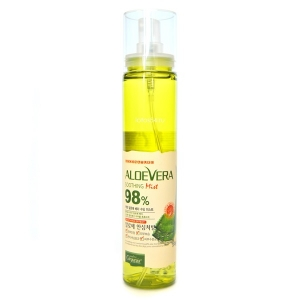 White Organia Aloe Vera Soothing Gel 98%, Мист, 115 мл.