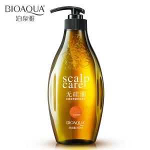 Bioaqua Scalp Care Ginger Shampoo, 300 мл.
