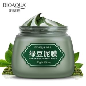 Bioaqua Green Beans Mud Wrap, 120гр