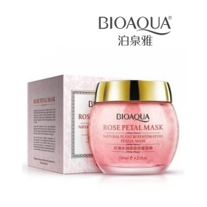 Bioaqua Rose Petal Mask, 120мл.