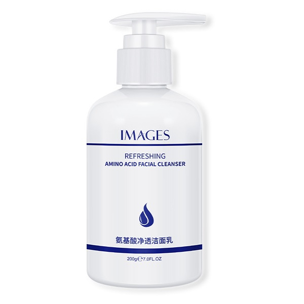 BioAqua Images refreshing amino acid facial cleanser, 200гр
