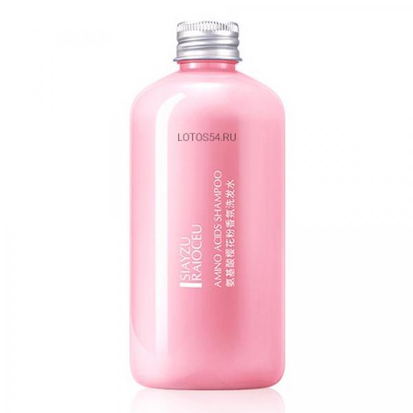 SIAYZU RAIOCEU Sakura Amino Acid Shampoo, 300мл