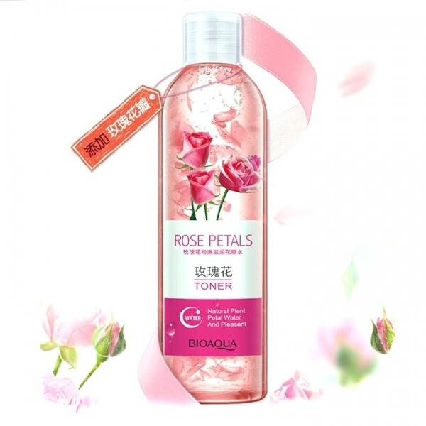 BioAqua Rose Petals Toner, 250мл
