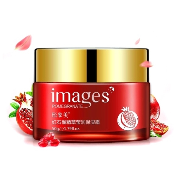 BioAqua Images Red Pomergranate Fresh Cream, 50гр.