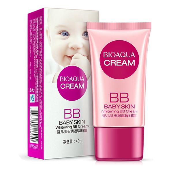 "BioAqua BB Cream ""Baby Skin"", 40гр."