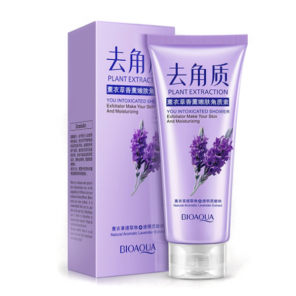 BioAqua Plant Extraction Lavender, 120гр.