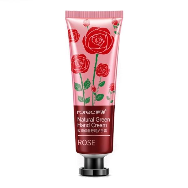 BioAqua Rorec Rose Hand Cream, 30гр.